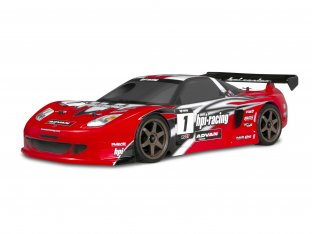 #10055 - RTR NITRO RS4 3 EVO+ WITH NSX BODY
