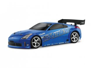 #10056 - RTR NITRO RS4 3 EVO+ WITH GREDDY 350Z BODY
