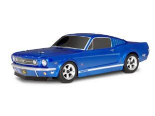 #10057 - RTR NITRO RS4 3 EVO+ WITH '66 MUSTANG GT BODY