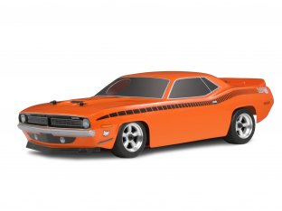 #10058 - RTR NITRO RS4 3 EVO+ EVO2 WITH AAR CUDA BODY