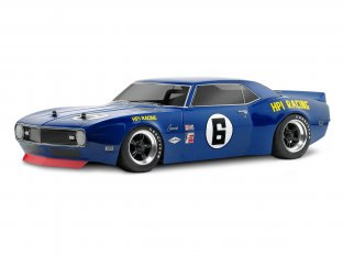 #10066 - NITRO RS4 3 18SS+ KIT WITH 1968 CAMARO BODY