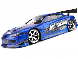 #10073 - RTR NITRO RS4 3 DRIFT WITH NISSAN SILVIA BODY