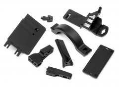 BATTERY BOX MOUNT / COVER SET