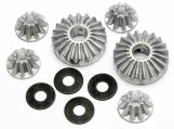 #101087 STEEL DIFFERENTIAL GEAR SET