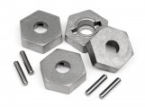 #101190 17MM HEX AND PIN SET (4pcs)