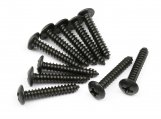 #101246 TP. BUTTON HEAD SCREW M3*19MM