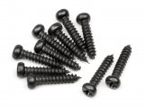 #101249 TP. BUTTON HEAD SCREW M2.6*14MM