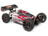 #101716 CLEAR TROPHY BUGGY FLUX BODY W/WINDOW MASK/DECALS