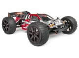 #101779 CLEAR TROPHY TRUGGY BODYSHELL W/WINDOW MASKS & DEC
