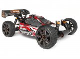 #101796 CLEAR TROPHY 3.5 BUGGY BODY W/WINDOW MASK/DECALS