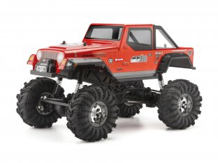 #102115 - RTR CRAWLER KING WITH JEEP WRANGLER RUBICON BODY
