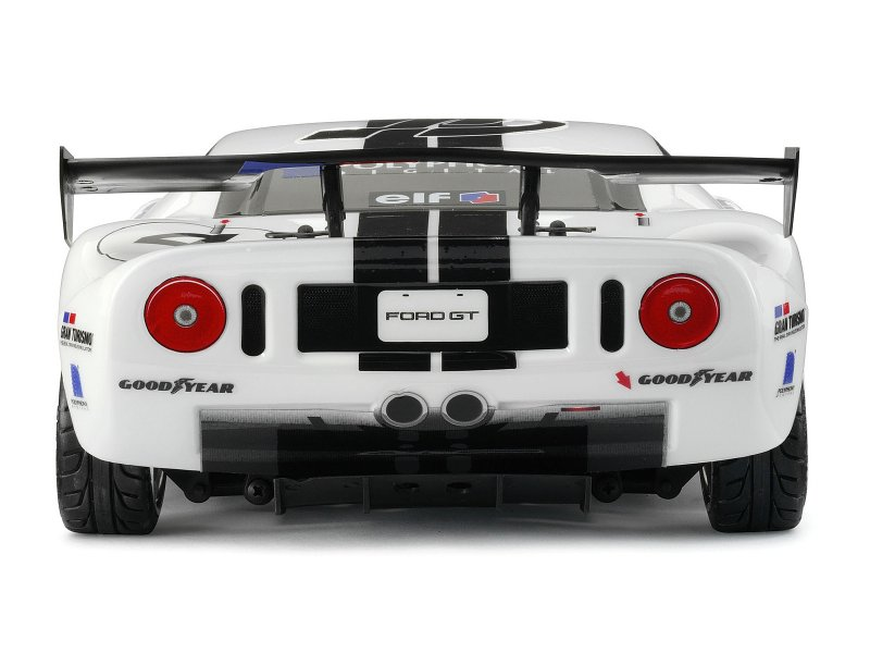 Ford Gt Lm Race Car Spec Ii Designed By Gran Turismo Painted Bodymm