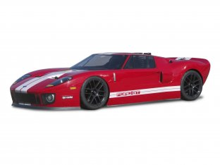 #10256 - NITRO RS4 3 18SS KIT FORD GT BODY /200MM/WB255MM