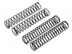 SHOCK SPRING SET (FRONT/REAR/BLACK/4pcs)