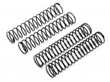 #102600 SHOCK SPRING SET (FRONT/REAR/BLACK/4pcs)