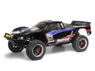 #103857 - RTR BAJA 5T W/ 2.4GHz & 5T-1 BLACK BODY (EU 2 PIN)