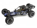 #104225 BAJA 5B BUGGY TRIBAL PAINTED BODY (BLUE)