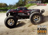 #104240 Savage Flux HP RTR 2.4GHz