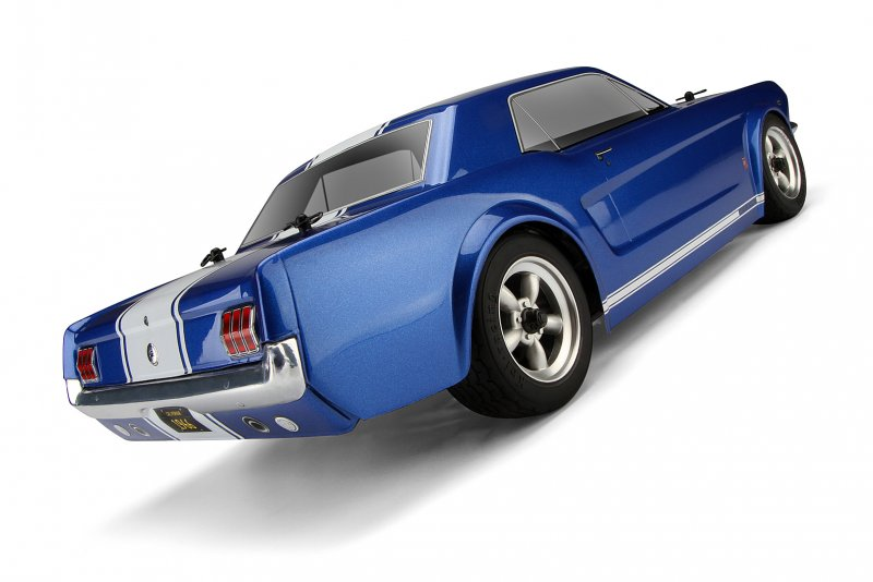 104926 1966 Ford Mustang Gt Coupe Body 200mm