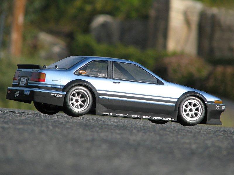 105017 Toyota Sprinter Trueno Coupe Ae86 Body 190mm