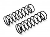 #105035 SHOCK SPRING 13x57x1.4mm 9.5coils (BLACK/2pcs)