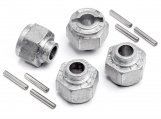 #105629 HEX WHEEL HUB 12mm (4pcs)