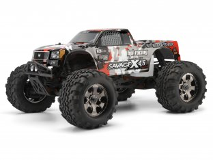 #105644 - RTR Savage 4.6 2.4GHz