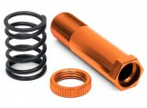 #105894 STEERING POST 12x47mm (ORANGE)