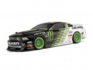 #105945 - RTR E10 w/ Monster Energy Falken Mustang