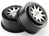 #106200 MK.10 V2 WHEEL MATTE CHROME(4.5mm OFFSET/2pcs)