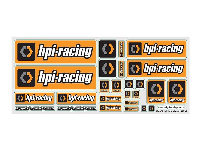 106672 Hpi Racing Logo Decal