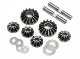 #106717 GEAR DIFF BEVEL GEAR SET 10T/16T