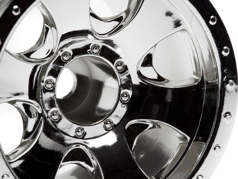 Toys & Games White Savage XS HPI Racing 106726 2.2 Warlock Wheel ...
