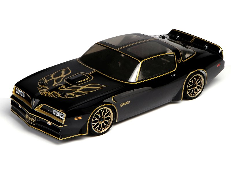 107201 1978 Pontiac Firebird Body 200mm