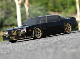#107201 1978 PONTIAC FIREBIRD BODY (200mm)