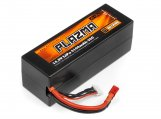 #107225 PLAZMA 14.8V 5100mAh 40C LiPo Battery Pack 75.48Wh