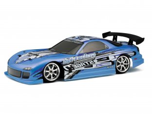 #10722 - E10 DRIFT with Mazda RX-7 FD3S 190mm