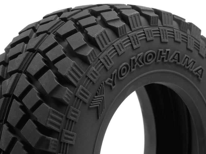 107383 yokohama geolandar tires d compound 2pcs. Black Bedroom Furniture Sets. Home Design Ideas