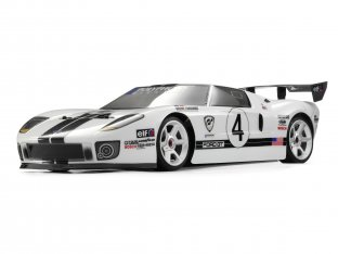 #10786 - E10 RTR Ford GT LM Race Car Spec II designed by Gran Turismo (200mm)