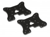 #109011 SHOCK TOWER (WOVEN GRAPHITE/3mm/2pcs)