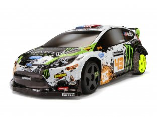 #109313 - Ken Block WR8 with Ford Fiesta H.F.H.V. Body