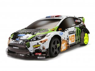 #109314 - Ken Block WR8 with Ford Fiesta H.F.H.V. Body