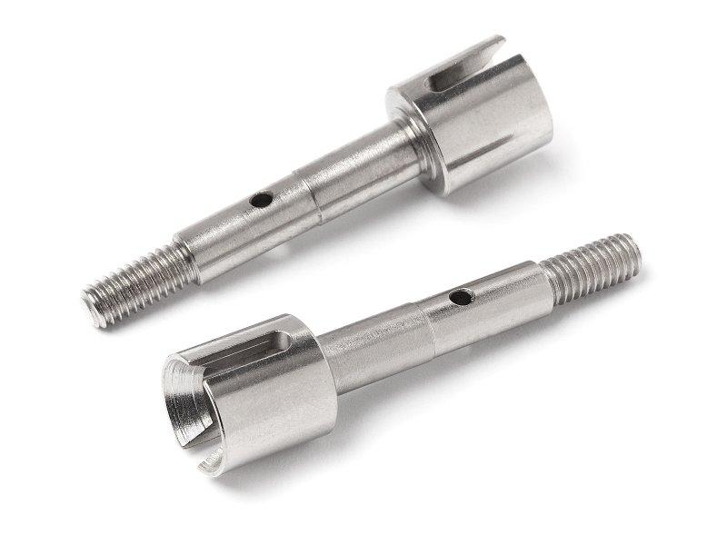 2st//Savage XS//Bullet nuevo Hpi Bullet Flux St 101228-radachse 5x40mm