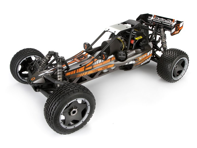 baja 5b 1 buggy karo matt gunmetal hpi racing h110679. Black Bedroom Furniture Sets. Home Design Ideas