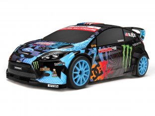 #111224 - Ken Block 2013 GRC Micro RS4 With Ford Fiesta H.F.H.V. Body