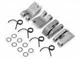 #111350 ALUMINUM QUADRA CLUTCH SHOE/SPRING SET