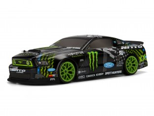 #111664 - E10 Drift VGJR Ford Mustang Monster/Nitto