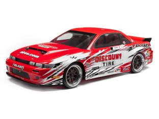 #112587 - NITRO 3 DRIFT RTR WITH DISCOUNT TIRE/NISSAN S-13 BODY