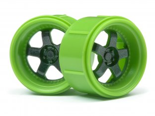 #112817 - WORK MEISTER S1 WHEEL GREEN (MICRO RS4/4PCS)