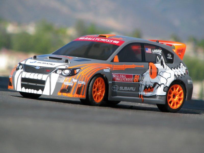 113239 Subaru Wrx Sti Bucky Lasek Body Wr8